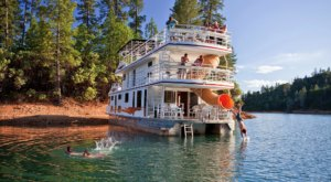 Rent Your Own Three-Story Party Boat In Northern California For An Amazing Time On The Water