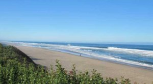 Get Away From The Crowds At The Lesser-Known Oregon Beach At Roads End Recreation Site