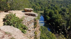 Forget Long Trips – Take A Daycation At Harpeth River State Park In Tennessee