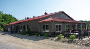 Overlook A Beautiful Farm And Feast On The Freshest Food At Osso Farm Restaurant In Ohio