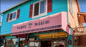 The Itsy Bitsy Mexican Eatery In Southern California, Picante Martin's, Is An Unexpected Gem That Serves The Most Magnificent Mexican Food