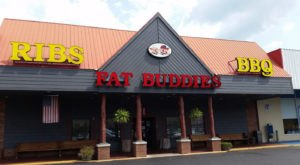 The Mouthwatering Ribs And BBQ From Fat Buddies In North Carolina Will Make You Enjoy Dining Out Again