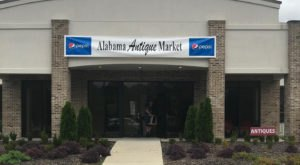 Lose Yourself Exploring One Of The South's Largest Antique Stores At The Alabama Antique Market