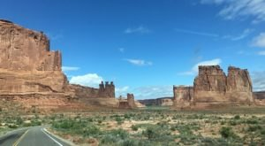 The Park Avenue Trail Is One Of The Most Stunning In Utah's Arches National Park