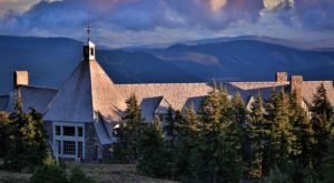 Breathe In The Fresh High-Alpine Mountain Air At Timberline Lodge In Oregon This Summer