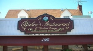 The Chicken And Dumplings Are An Iconic, Must-Order Dish At Baker's Restaurant In Maryland