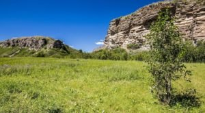 Bear Gulch Has More Pictographs Than Anywhere Else In Montana