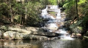 This Waterfall Gorge Swimming Hole In Georgia Is So Hidden You'll Probably Have It All To Yourself