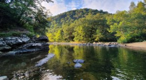 These 3 Fantastic Swimming Holes Were Recently Voted The Best In West Virginia