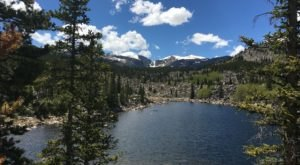 Explore Two Breathtaking Backcountry Lakes On This Exhilarating Wyoming Hike