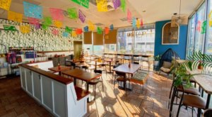 From The Decor To The Food, Casita Linda Just May Be The Most Colorful Eatery In Maryland