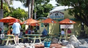 Discover No Name Pub, An Unforgettable Watering Hole Tucked Away Inside Of The Florida Keys