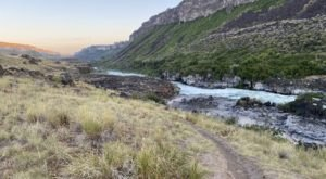 Auger Falls Park Loop Is A Beginner-Friendly Waterfall Trail In Idaho That's Great For A Family Hike