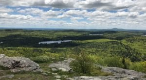 Just About Anyone Can Reach The Summit Of Mount Watatic On The Wapack Trail In Massachusetts