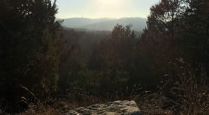 Enjoy Rewarding Views Without Breaking A Sweat Along Starlite Trail In Arkansas