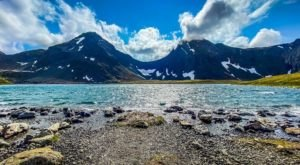 Spot Alaskan Wildlife On Your Way Up To An Alpine Lake On Rabbit Lake Trail