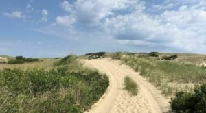 Be Transported To A Desert Full Of Sand Dunes On Dune Shacks Trail In Massachusetts