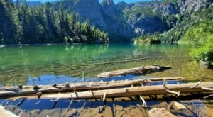 Lake Angeles Trail In Washington Is So Hidden Most Locals Don't Even Know About It