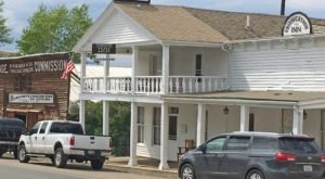 Transport Yourself Back To The 1800s With A Stay At The Fairweather Inn In Montana