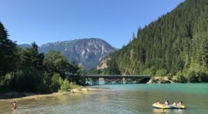Colonial Creek Campground In Washington Is A Little Piece Of Paradise You'll Never Want To Leave