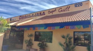 Enjoy Homemade Tortillas And Tableside Salsa At Guadalajara Original Grill In Arizona
