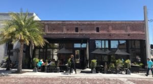 Nestled In The Heart Of Horse Country, Ivy On The Square Restaurant Is A Florida Dream