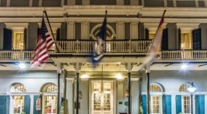Stay Overnight In A 56-Year-Old Hotel That's Said To Be Haunted At Bourbon Orleans In New Orleans