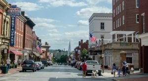 Plan A Trip To Lexington, One Of Virginia's Most Charming Historic Towns