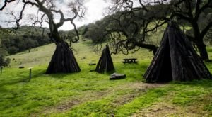 Visit Olompali State Historic Park In Northern California Where You Can Explore A Coast Miwok Village