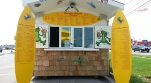 Enjoy Old-Fashioned Pineapple Whip And Shaved Ice At Iguana Island Treats In Oklahoma