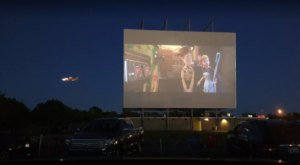 Watch A Movie Under The Stars At Admiral Twin, One Of The Last Drive-In Theaters In Oklahoma