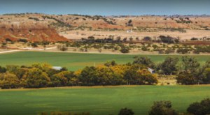 Explore Stunning Scenery And The Countryside On A Drive-Thru Tour Of John's Farm In Oklahoma