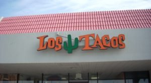 Los Tacos Two In Oklahoma Has Been Serving Massive And Delicious Burritos Since 1972