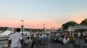 With A Magical Waterfront Patio, BLU On The Water Is Rhode Island's Premier Outdoor Dining Destination