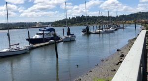 Coos Bay Boardwalk In Oregon Leads To One Of The Most Scenic Views In The State