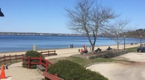 There's Always Something To Do At Goddard Memorial State Park In Rhode Island