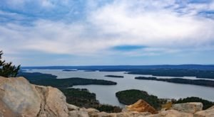 Pinnacle Mountain East Summit Trail Is A Challenging Hike In Arkansas That Will Make Your Stomach Drop