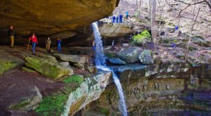 Don't Let Summer Slip Away Without First Exploring These 8 Wild And Wonderful Places In Alabama