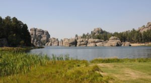 The Sylvan Lake Shore Trail Might Be One Of The Most Beautiful Short-And-Sweet Hikes To Take In South Dakota
