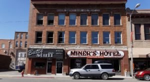 Montana's Century-Old Miner's Hotel Is Loaded With Local History