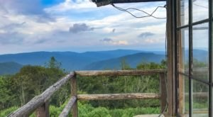 Off The Beaten Path In Two National Forests, You'll Find A Breathtaking West Virginia Overlook That Lets You See For Miles