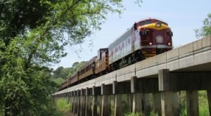 Ride The Rails Like Royalty In The Presidential Parlor Car At Texas State Railroad