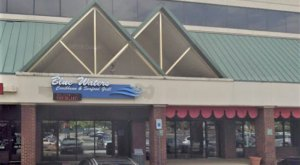 Blue Waters Caribbean & Seafood Grill In Maryland Takes Seafood To Another Level