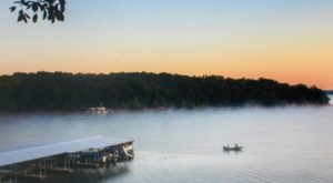 Explore 170,000 Acres Of Natural Paradise Within Land Between The Lakes In Kentucky