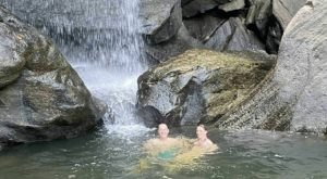 Swim Underneath A Waterfall At This Refreshing Natural Pool In Kentucky