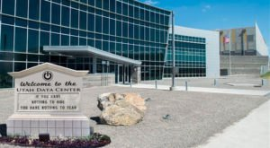 The Utah Data Center Covers More Than 1 Million Square Feet, And It Holds A Massive Amount Of Info