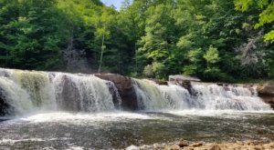 High Falls Trail In West VirginiaWill Lead You Straight To High Falls Of The Cheat