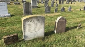 You Won't Want To Visit This Notorious Pennsylvania Cemetery Alone Or After Dark