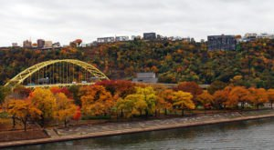 12 Of The Most Beautiful Fall Destinations Near Pittsburgh