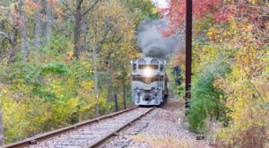 The Halloween Train Ride At West Chester Railroad In Pennsylvania Is Filled With Fun For The Whole Family